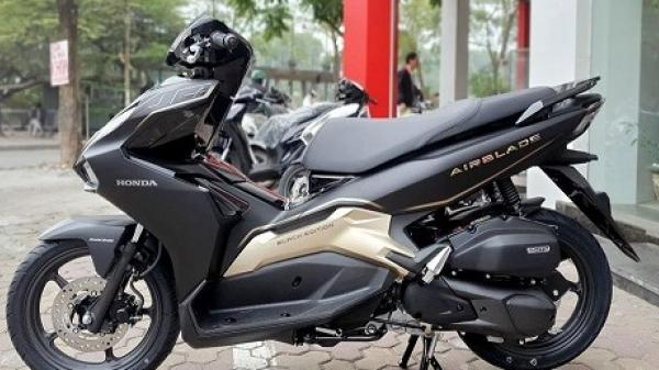 Sau Honda SH Mode, Vision, giá xe Honda Air Blade giảm kỷ lục tại đại lý khiến khách Việt ngỡ ngàng