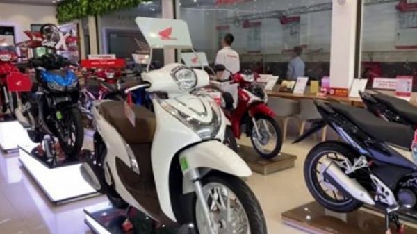 Bảng giá xe Honda SH Mode 2021 mới nhất tháng 3: Bất ngờ giảm nhẹ cùng Honda SH, Vision