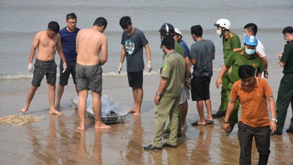 Phát hiện thi thể nữ giới trôi dạt trên biển Vũng Tàu