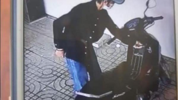 Bắt kẻ ăn cắp xe ở Bà Rịa - Vũng Tàu mang về Bình Thuận cất giấu