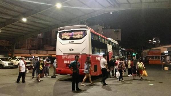 Bến xe Miền Đông tăng 40% giá vé dịp lễ 30/4 và 1/5