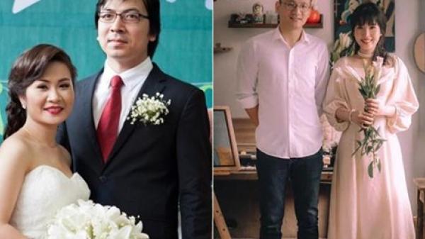 """Điều ít biết về vợ của 3 MC Ai Là Triệu Phú: Người quen mặt, người được """"giấu"""" nhiều năm"""