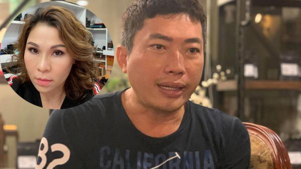 """Trước khi bị bắt, vợ đại gia từng """"chửi thẳng mặt"""" diễn viên Kinh Quốc vì điều này!"""