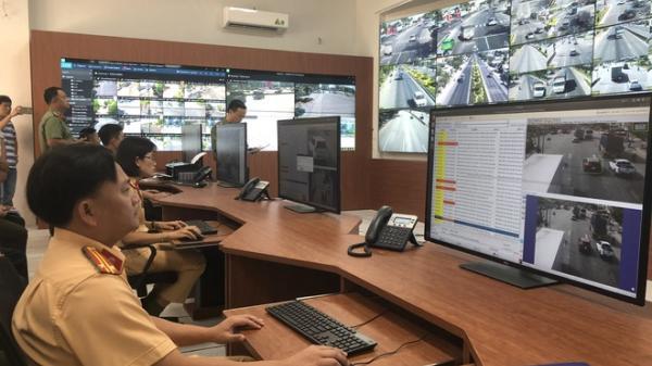 Bà Rịa - Vũng Tàu: Camera phát hiện gần 4.000 người vi phạm giao thông trên quốc lộ 51