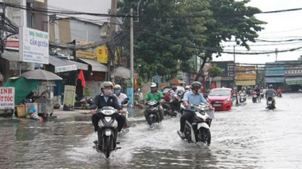 Đồng Nai: Chưa mưa đã lo ngập