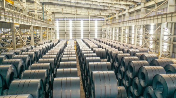 Hòa Phát sẽ xây dựng nhà máy vỏ container tại Vũng Tàu trong tháng 6