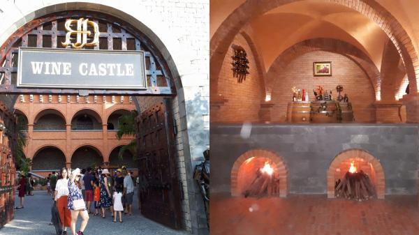 Lâu đài rượu vang RD - Điểm checkin không thể bỏ qua khi đến Phan Thiết - Mũi Né