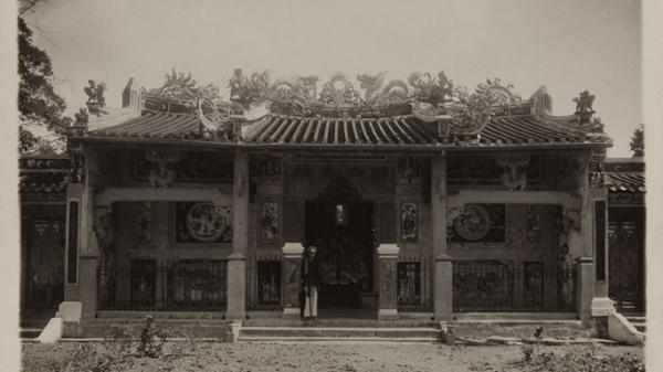 Hình ảnh Nam Định mộc mạc trong loạt ảnh quý hiếm mới công bố về Việt Nam năm 1930