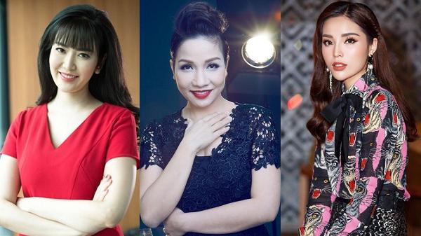 Tự hào đất Thành Nam là quê hương của những mỹ nhân xinh đẹp, giỏi giang trong showbiz Việt này...