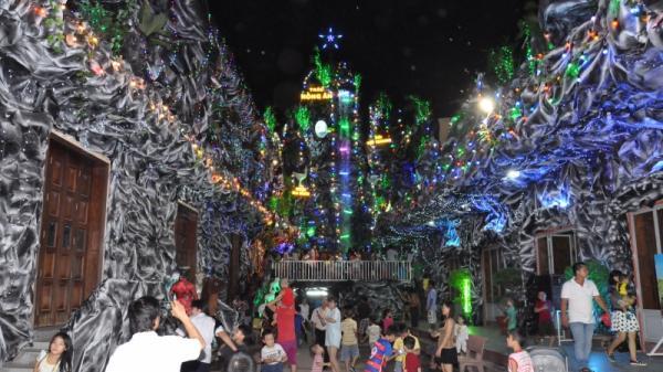 Lễ Giáng sinh tới ngay những địa điểm này ở Nam Định để vừa được chơi, vừa được check-in lung linh vô đối