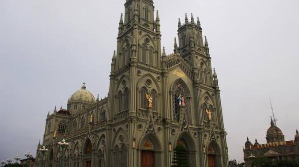 Một vòng Nam Định đón Giáng sinh ở các nhà thờ siêu đẹp và độc