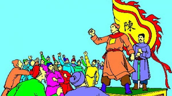 Chính xác, Nam Định là quê hương của các vua Trần