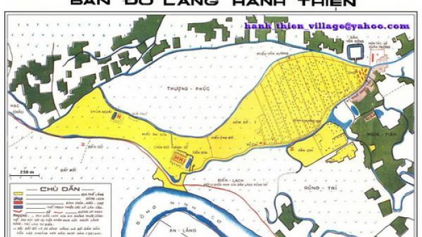 """Nam Định: Kỳ bí ngôi làng """"hình cá chép"""" độc nhất Việt Nam"""