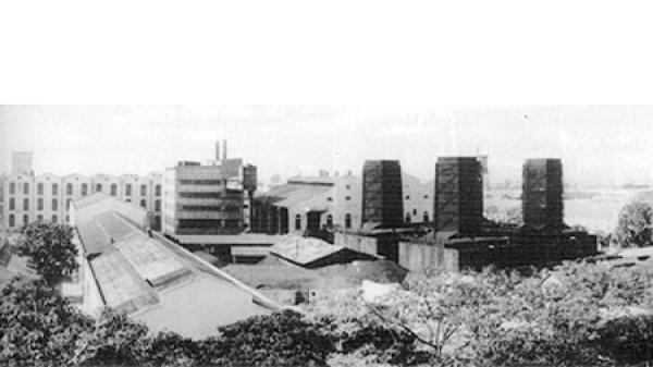 Chính xác, nhà máy dệt Nam Định trước đây thuộc loại lớn nhất Đông Dương