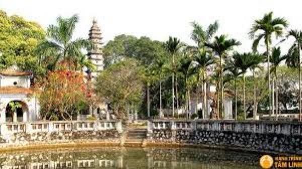Chính xác, tháp Phổ Minh và nhà máy dệt Nam Định được in trên tờ tiền 100 đồng và 2000 đồng