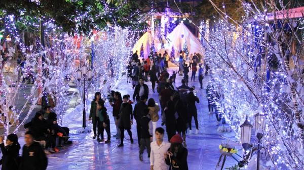 Giáng sinh ở Nam Định thì đi đâu?