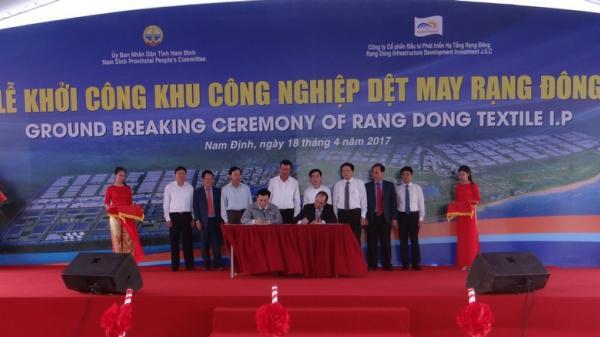 Nam Định: Thu hút đầu tư vào các KCN