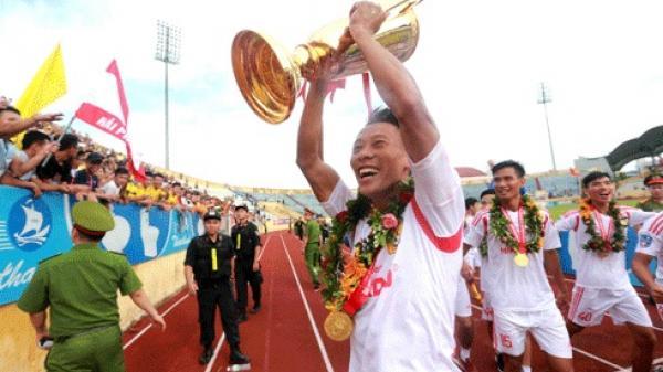 Hậu thăng hạng, bóng đá thành Nam ngập trong âu lo trước V-League 2018