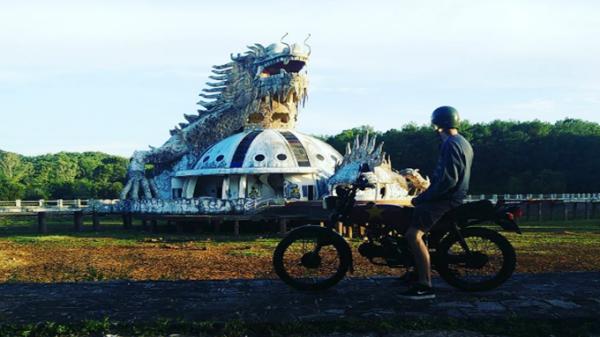 Các địa danh bỏ hoang thành điểm du lịch nổi tiếng Việt Nam