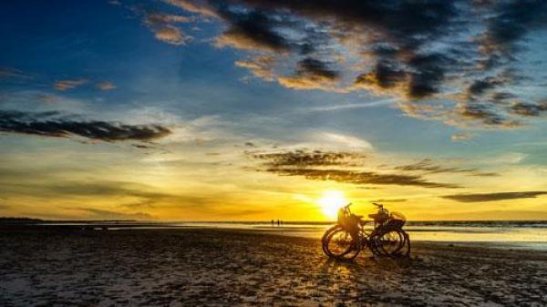 Vùng biển Hải Hậu Thành Nam - Nơi bạn đến và sẽ chẳng muốn rời chân