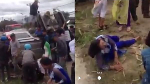 Sự thật bất ngờ về vụ xe rước dâu gặp tai nạn làm nhiều người thương vong