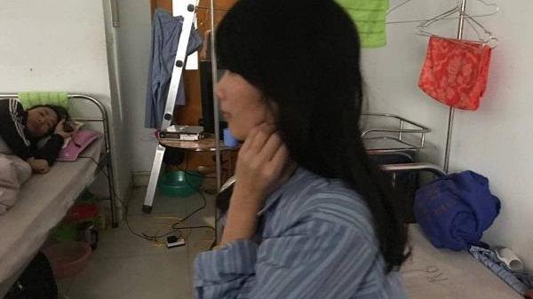 Bị phụ tình, hotgirl sụt 20kg, biến thành cái 'xác không hồn' trong bệnh viện