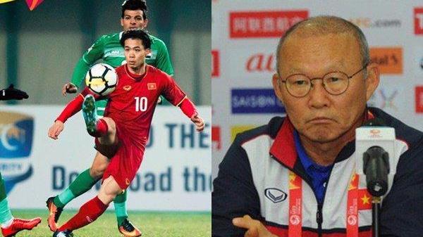 Điều đáng tiếc nhất nếu U23 Việt Nam và thầy Park vô địch châu Á