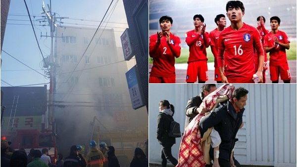 Toàn cảnh vụ cháy bệnh viện tại Hàn Quốc, khiến ít nhất 31 người chết