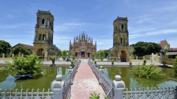 Những di tích lịch sử khó bỏ qua ở Nam Định