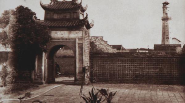 """Nam Định trong chùm ảnh """"Vẻ đẹp hoang sơ Việt Nam 200 năm trước"""""""