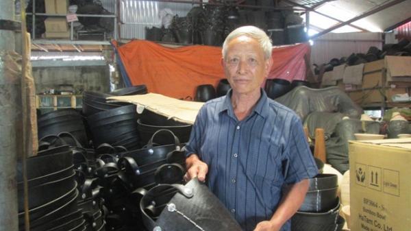 Ý Yên, Nam Định: Lão nông kiếm hàng chục tỷ đồng mỗi năm nhờ tái chế phế liệu