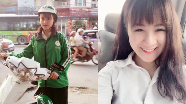 Thì ra, đây là cô gái xe ôm xinh đẹp người Nam Định được dân mạng săn lùng nhiều nhất ngày hôm nay!