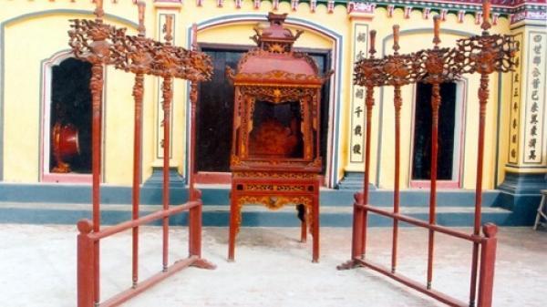 Từ đường họ Nguyễn-xã Giao Thịnh