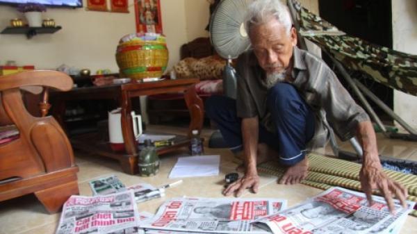 Tâm sự của cụ ông quê Nam Định gần 30 năm 'nặng lòng' với nghề báo dạo