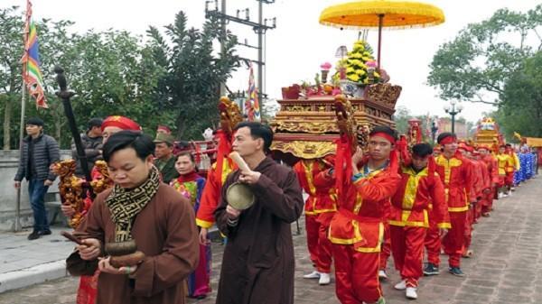 Lễ hội khai ấn Đền Trần 2018 - Nét đẹp văn hóa truyền thống trong lễ hội ở Nam Định