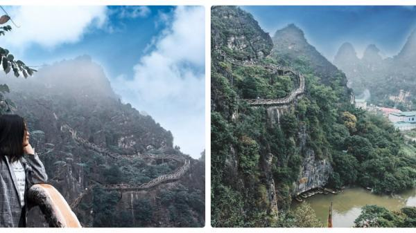 Cách Thái Bình không xa có một thánh địa sống ảo mới HỆT NHƯ PHIM CỔ TRANG đang free vé vào