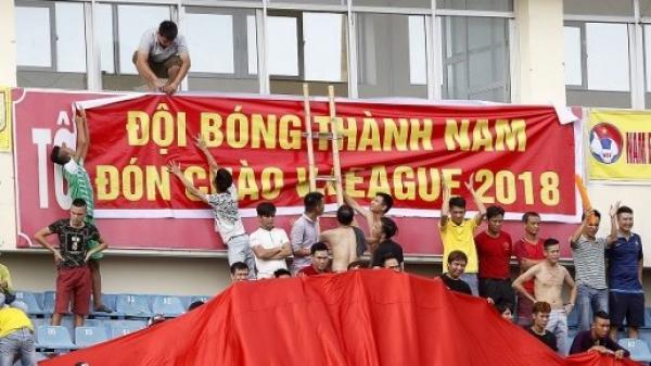 Nam Định trước V-League 2018: Viết tiếp trang sử vàng