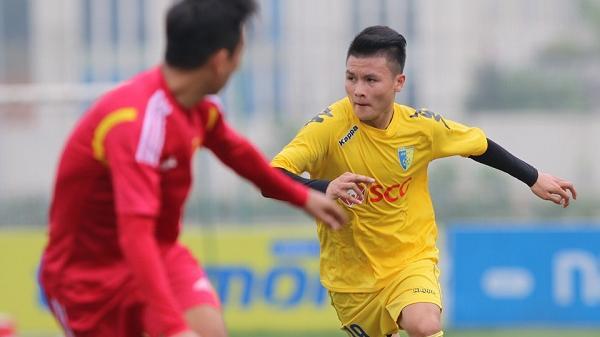 Nòng cốt đội U23 thua tân binh V.League 0-3 ở trận giao hữu