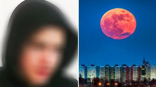 Chuyện lạ: Người đàn ông nhận mình đến từ năm 6491 bị mắc kẹt ở Trái đất năm 2018 do siêu trăng máu