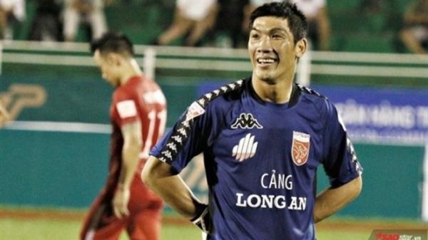 Minh Nhựt chính thức được giảm án, khoác áo Nam Định ở V-League 2018