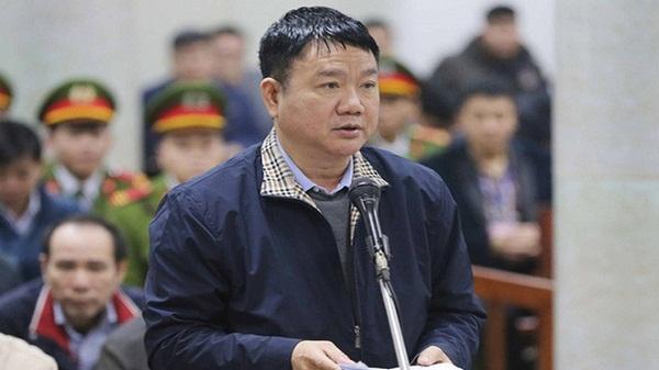 Sáng mai, ông Đinh La Thăng và đồng phạm hầu tòa trong vụ gây thiệt hại 800 tỷ đồng