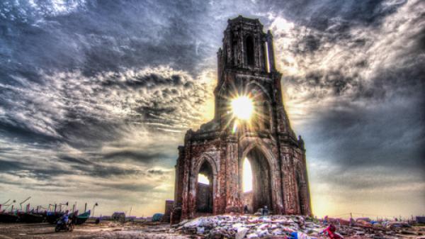 """Ngây ngất với bộ ảnh """"Kiến trúc nhà thờ tại Nam Định"""""""