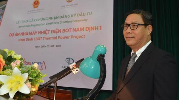 """Nam Định đón dự án nhiệt điện """"khủng"""" vốn hơn 2 tỷ USD"""