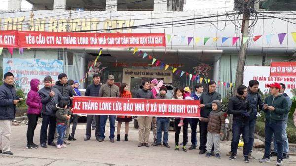 Vỡ mộng nhà xã hội: Hàng trăm dân nghèo gặp eo vì dự án 'lầy'