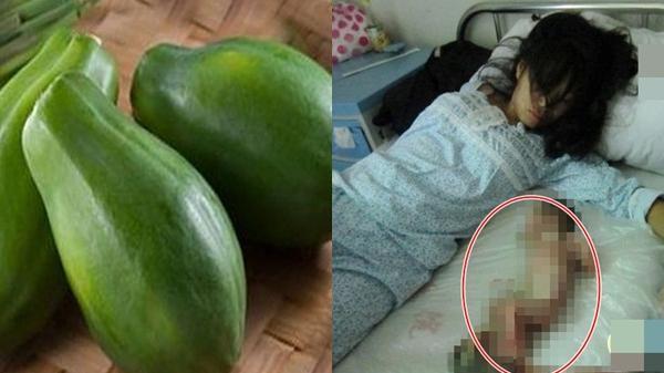 Vợ siêu âm thai đôi nhưng lại là con gái, chồng nghe lời mẹ mua 7 quả đu đủ xanh về hầm và cái kết thảm thiết ai cũng đau lòng