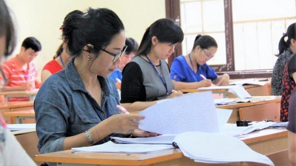 Hơn 100 thí sinh Nam Định đạt điểm 10 thi THPT quốc gia