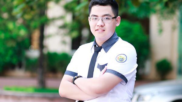 """""""Cao thủ toán học"""" Nam Định chinh phục 12 trường ĐH hàng đầu nước Mỹ - 1 trong 3 gương mặt trẻ làm rạng danh quê hương"""