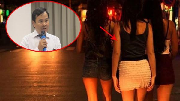 Luật gia nói gì về định hướng chính sách, pháp luật về cấm hay công nhận mại dâm tại Việt Nam?