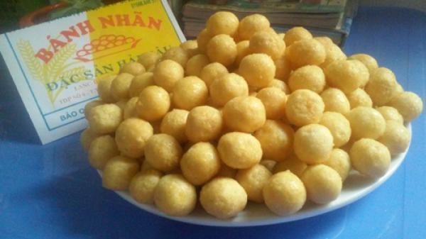 Đặc sản bánh nhãn Nam Định