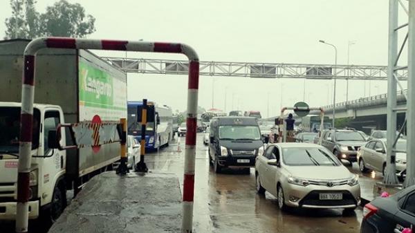 Mở thêm 3 làn thu phí tại trạm thu phí Liêm Tuyền trên cao tốc Pháp Vân-Cầu Giẽ